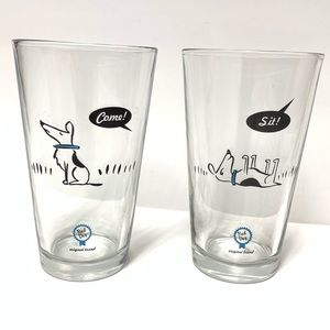 Uncommon Goods Bad Dog Come Sit Tumblers